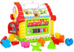 4d7afff2631 GoAppuGo Multipurpose Kids Activity Table Baby Birthday Gift for 1 2 ...