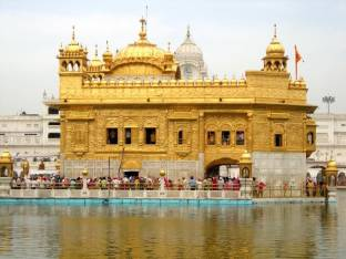 Singh Suppliers Golden Temple Model ( Small) - ( SIZE - 0 62