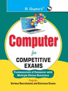 Objective Computer Awareness: For General Competitive Exams