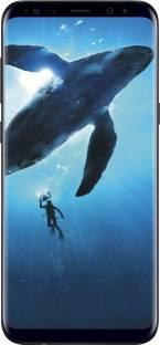 SAMSUNG Galaxy S8 Plus (Midnight Black, 128 GB)