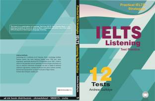 Achievers IELTS 9 Bands Listening And Reading Practice Set