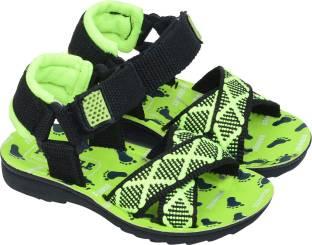 BUNNIES Boys Velcro Strappy Sandals