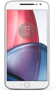 Moto G4 Plus (White, 16 GB)