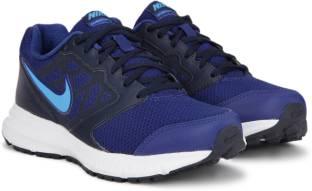 90dc2f286063 Nike downshifter 6 msl grey   soar blue running shoes