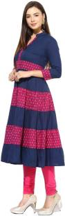 The Style Story Casual Printed Women Kurti