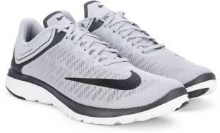 f9b52698b4db Nike FS LITE RUN 4 Running Shoes For Men - Buy WOLF GREY BLACK ...