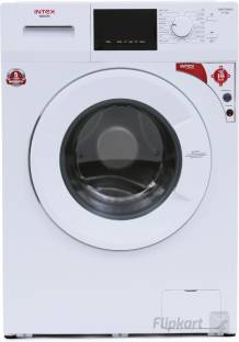 Intex 6 kg Fully Automatic Front Load with In-built Heater White