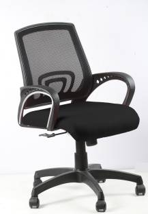 kschairs Fabric Office Arm Chair