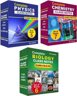 NEET 2018 PCB Study Material (25 Vol ) For Class XI & XII By Career