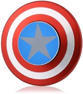 Montez America Super Hero Metal Fidget Hand Spinner Toy