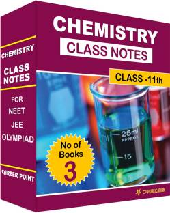 Handwritten Notes of Chemistry-Class 11th: Buy Handwritten Notes of