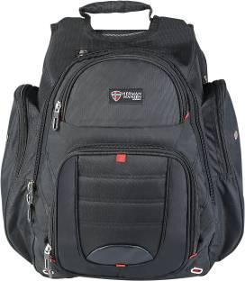 de8d07d3bb63 Swiss Gear 5753 LAPTOP BACKPACK 25 L Laptop Backpack grey - Price in ...