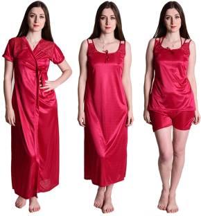 Designeez Women s Nighty - Buy Blue Designeez Women s Nighty Online ... 81ce71315