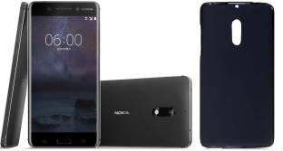 Karimobz Back Cover for Nokia 3