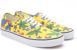 bbe1316981 Vans AUTHENTIC Sneakers For Men - Buy (DRAGON FLORAL) PARISIAN NIGHT ...
