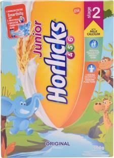 Junior Horlicks Original Flavour Stage 2 Price In India Buy Junior Horlicks Original Flavour Stage 2 Online At Flipkart Com