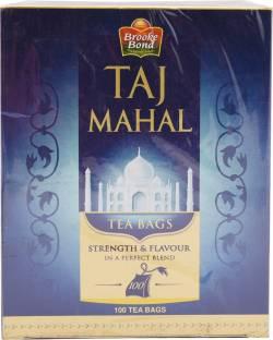 Taj Mahal Tea Bags Box