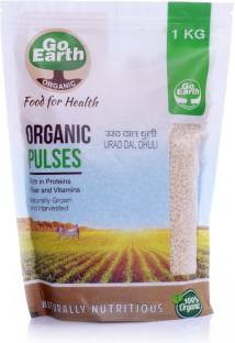 Go Earth Organic Soya Bean (Whole, 500 g) Price in India
