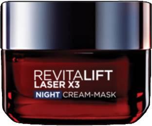L'Oreal Paris Imported Revitalift Laser x3 Night Cream Mask