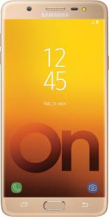 Samsung Galaxy On Max (Gold, 32 GB) (4 GB RAM) Rs.16900/-
