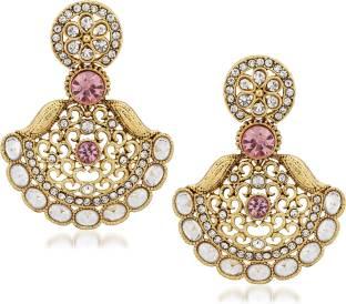 gold earrings best gold earring designs online on flipkart