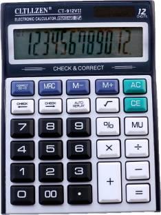 CT 912VII Desktop 912VII Desktop Basic Calculator