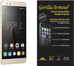 Gorilla Armour Tempered Glass Guard for Lenovo Vibe K5 Note