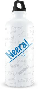 HOT MUGGS Me Graffiti Bottle - Neeraj 750 ml Bottle