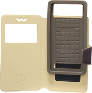 new product e4316 728be Molife Flip Cover for Spice Stellar Mettle Icon Mi-506 - Molife ...