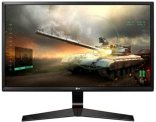 LG 24 inch Full HD LED Backlit IPS Panel Monitor (24MP59G)