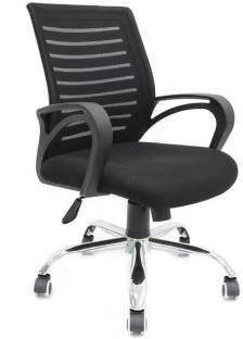 VJ Interior Fabric Office Visitor Chair