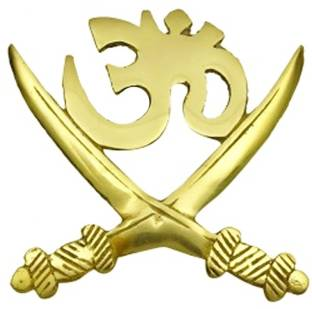 Almos Rear Number Plate OM Symbol Royal Enfield Emblem