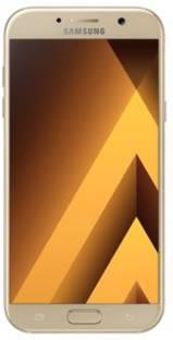 SAMSUNG Galaxy A7-2017 (Gold Sand, 32 GB)