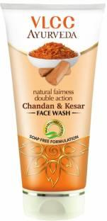 VLCC Natural Fairness Double Action Chandan and Kesar Face Wash
