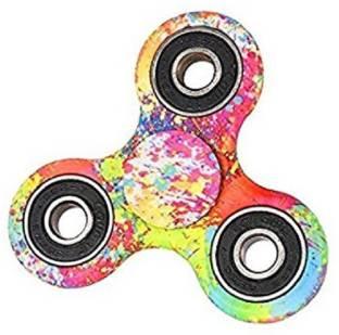 Premsons Fidget Hand Spinner Camouflage Multi Color EDC Focus Toys For Kids Adults