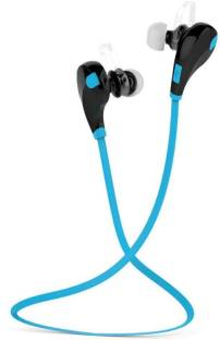 8a024926754 Avmart Jogger With Mic and Bluetooth Wired & Wireless Bluetooth Headset With  Mic Headphone