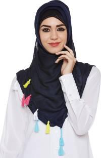 f831783de62 mehar hijab Solid chiffon Women s Scarf - Buy mehar hijab Solid ...