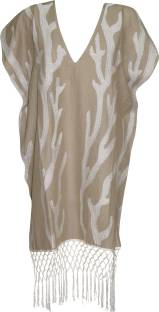 Indiatrendzs Printed Cotton Women Kaftan