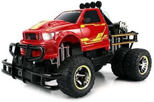 Toyzio RC Monster Truck 4WD 1:18 Scale Big Size upto 50 Kmph
