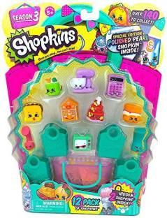 Shopkins Season 3 12 Pack Set 30