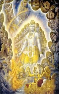 medium go hi kr 021 lord shri krishna virat roop poster for room original imaewtg3nfhzjfjw