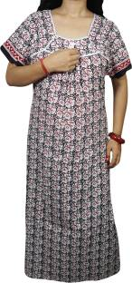 Indiatrendzs Women Nighty