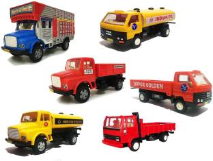 SRP TOYS BIG SIZE OIL TANKER TRUCK 15*5*6 INCH - BIG SIZE