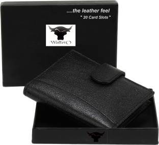 Card holders buy card holders online at best prices in india walleto premium and rich look 100 genuine leather visiting card atm card id reheart Gallery