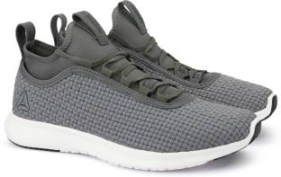 c24a82c295bc REEBOK WAVE RIDE Running Shoes For Men - Buy GREY DUST SLVR BLK WHT ...