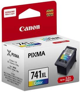 Canon 741 XL Tri Color Ink Cartridge