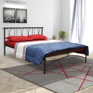 washington metal queen bed