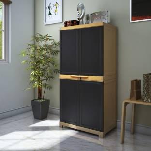 Nilkamal Freedom Mini Medium Plastic Free Standing Cabinet Price in ...