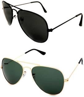 eca63d2b642 Barbarik Aviator Sunglasses