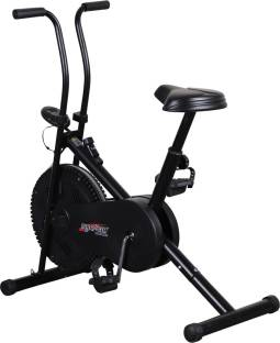 Body Gym Air Bike Stamina With Backrest Indoor Cycles